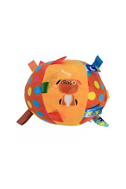 Sozzy Toys Sozzytoys Çıngıraklı Topum (Büyük Boy-18 Cm)