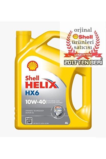 Shell Helix Hx6 10w40 4 Litre