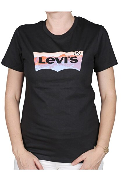 Levi's Kadın Baskılı Tişört 17369-1317