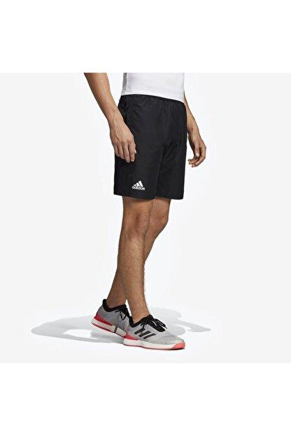 adidas Du0877 Club Erkek Siyah Şort