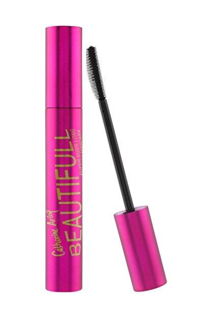 Catherine Arley Beautiful Super Sizer Long Lash Siyah Maskara 8691167529422