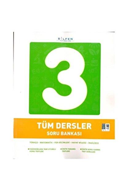 Bilfen Yayınları Bilfen 3.sınıf Tüm Dersler Soru Bankası