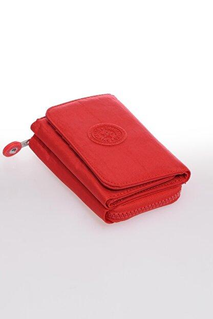 Smart Bags Smb1227-0019 Kırmızı Kadın Cüzdan