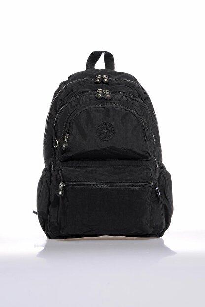 Smart Bags Smb1050-0001 Siyah Kadın Sırt Çantası