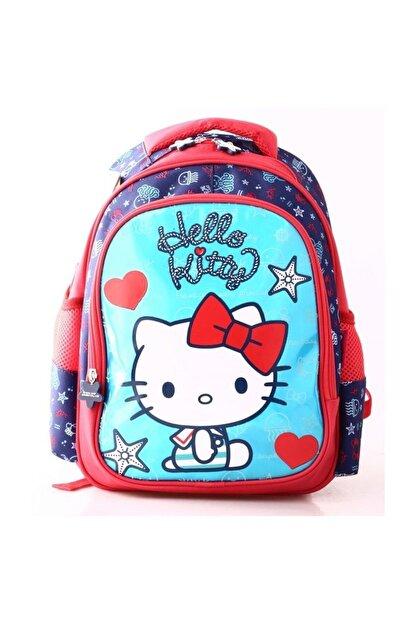 Hello Kitty Pembe Kız Çocuk Okul Çantası 88929