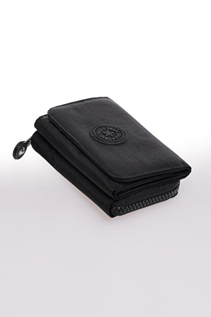 Smart Bags Smb1227-0001 Siyah Kadın Cüzdan