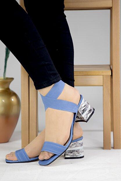 Oioi Kadın Topuklu Ayakkabı 1003-119-0003