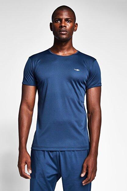 Lescon Erkek Lacivert Kısa Kollu T-shirt