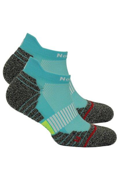 Norfolk Mavi Coolmax Koşu Çorabı Bolt