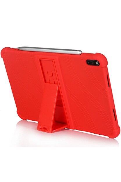 Ally Mobile Ally Huawei Matepad Pro 10.8 Inç Standlı Silikon Kılıf