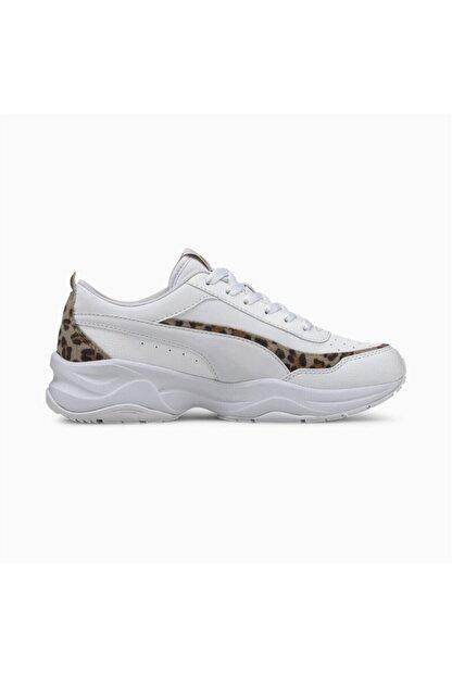 Puma CILIA MODE LEO Beyaz Kadın Sneaker Ayakkabı 100660669
