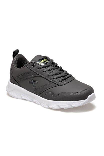 Kinetix MERUS PU Gri Erkek Çocuk Koşu Ayakkabısı 100564620