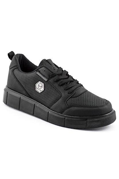 L.A Polo Erkek Spor Ayakkabı Siyah
