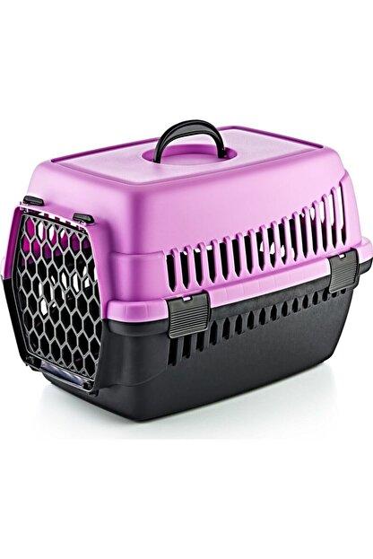 Maxisol Kedi Köpek Taşıma Çantası Mor Renk