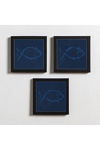 Artistic Frames Mavi Balık