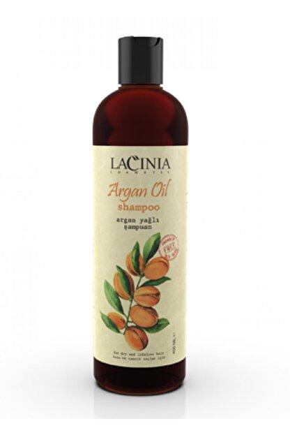Lacinia Argan Yağlı Şampuan 400ml