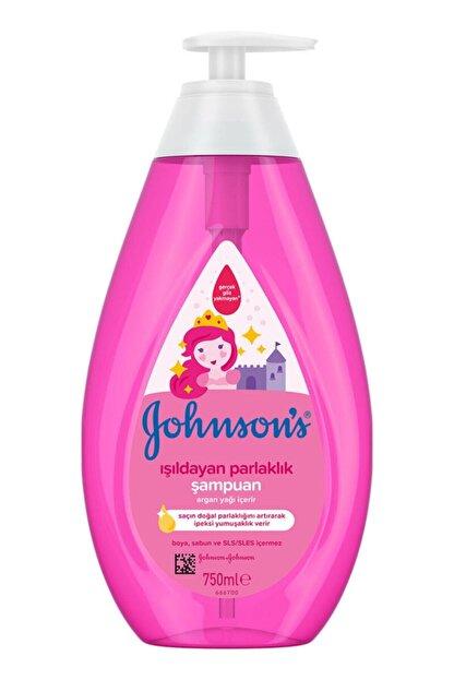 Johnson's Baby Bebek Şampuanı 750ml Işıldayan Parlaklık