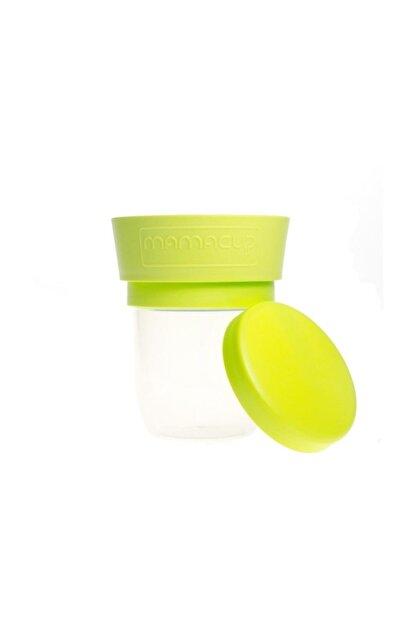 MamaCup Yeşil Dökülmeyi Önleyen Atıştırmalık Kap