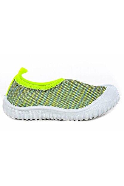 Gezer Erkek Çocuk (25-29) Yeşil Yazlık Hafif Spor Ayakkabı