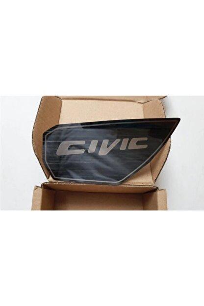 OLED GARAJ Honda Civic Fc5 Kapı Açma Kolu Kaplama Füme
