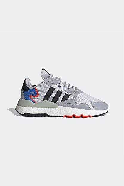 adidas Erkek Günlük Spor Ayakkabı Nite Jogger Fx6835
