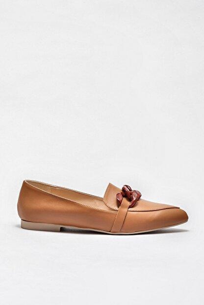 Elle Kadın Chalsea Taba Casual Ayakkabı 20KDS50237