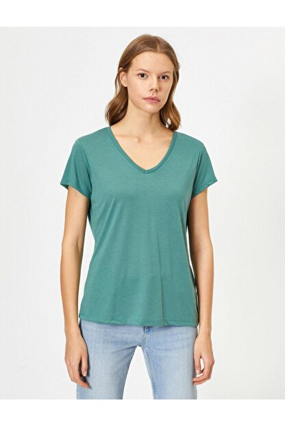 Koton Kadın Pembe T-shirt