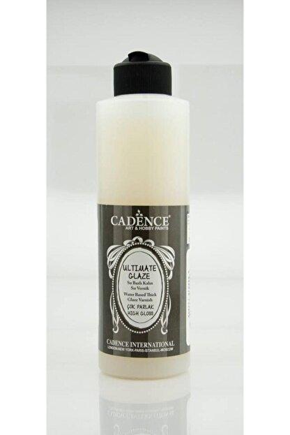 Cadence Boya Ultimate Glaze - Kalın Sır Vernik 250ml