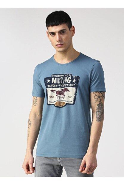 Mustang Erkek Tişört 04-m00243-535