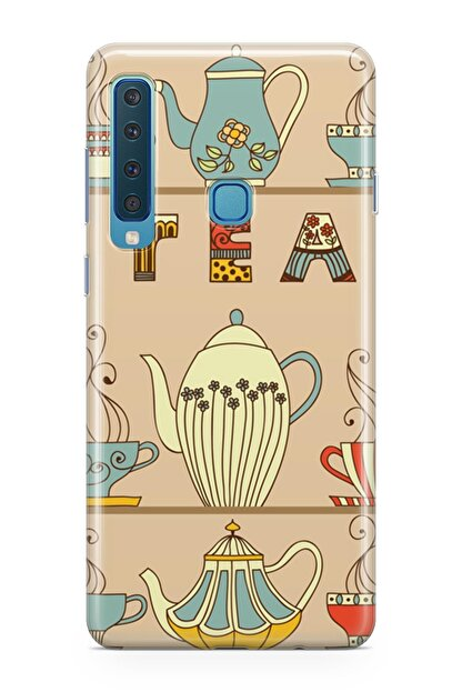 Melefoni Samsung Galaxy A9 2018 Kılıf Tea Time Serisi Hayden