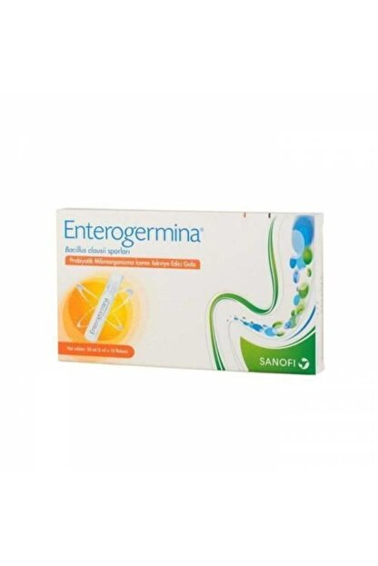 Enterogermina Yetişkin 10 Flk
