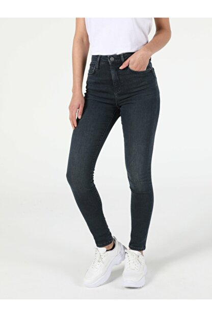 Colin's Gri Kadın Pantolon