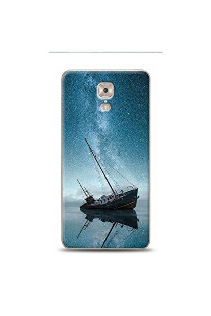 EXCLUSIVE Casper Via A1 Plus Batan Gemi Desenli Telefon Kılıfı