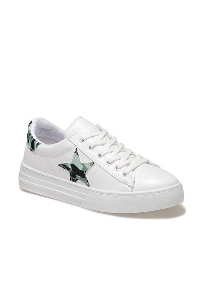 Butigo GİNEBRA Beyaz Kadın Havuz Taban Sneaker 100666763