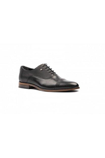 MARCOMEN Erkek Siyah Klasik Ayakkabı