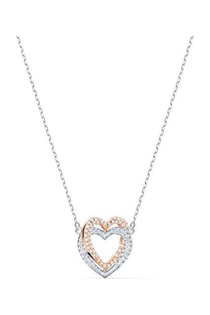 Swarovski Kolye Swa Infinity-necklace Dbl H Cry-czwh-mix 5518868