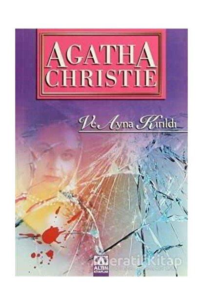 Altın Kitaplar Ve Ayna Kırıldı - Agatha Christie