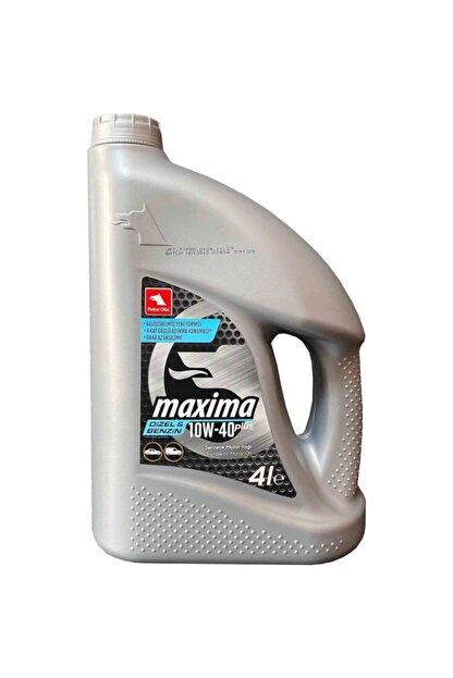 Petrol Ofisi Maxima 10w/40 Plus 4 Litre Dizel/benzin Motor Yağı
