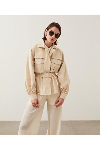 İpekyol Safari Ceket