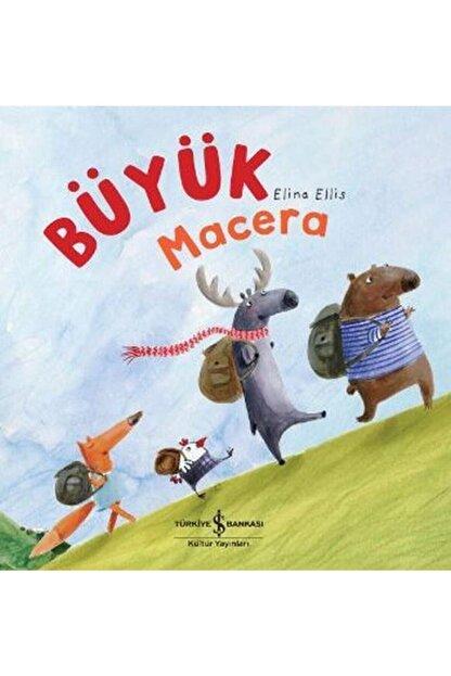 İş Bankası Kültür Yayınları Büyük Macera