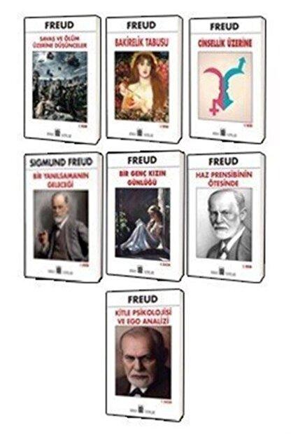Oda Yayınları Freud Klasikleri Set 2 (7 Kitap)