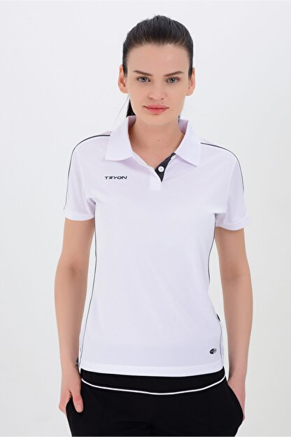 TRYON Kadın Polo T-shirt First