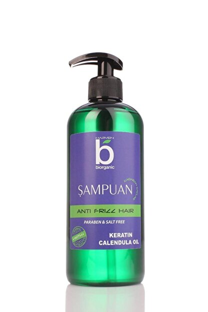 Biorganic Antı Frızz Şampuan 500 ml
