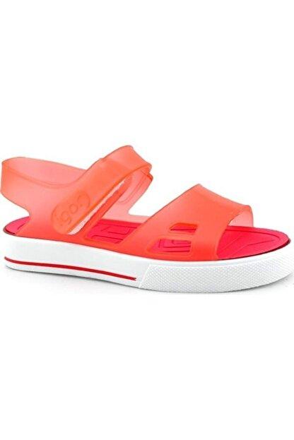 IGOR Unisex Çocuk Kırmızı Malıbu Sandalet