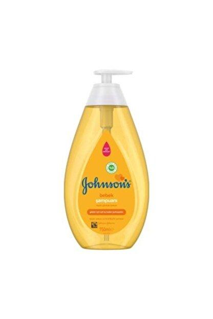 Johnson's Baby Bebek Şampuanı 750 ml