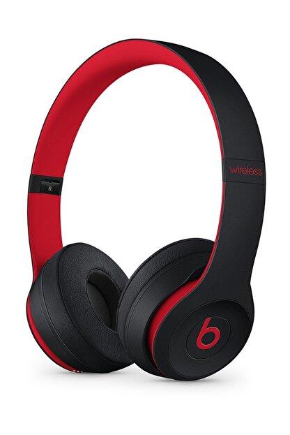 Beats Solo3 Wireless Kulak Üstü Kulaklık OE Wirl Decade Collection Siyah (2 Yıl Apple TR Garantili)