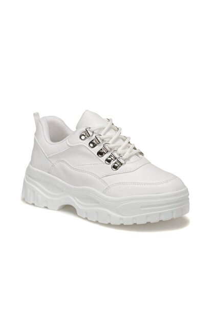 Butigo 20k-289 Beyaz Kadın Sneaker
