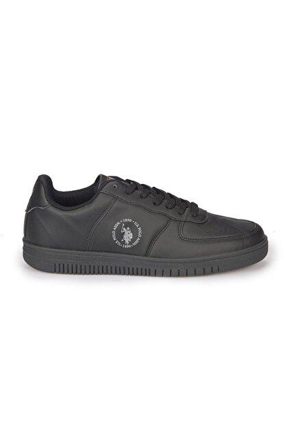 US Polo Assn DIMLER Siyah Erkek Sneaker 100281470