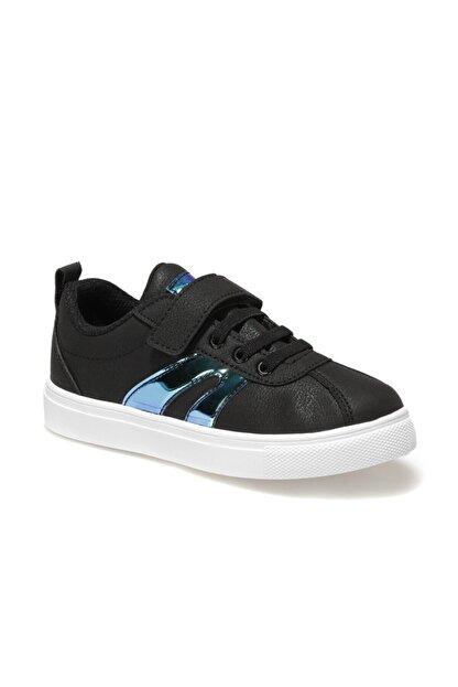 Icool LETTO Siyah Kız Çocuk Sneaker Ayakkabı 100664287