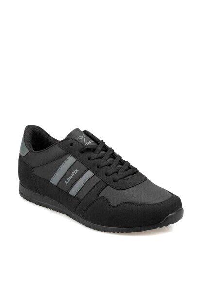 Kinetix Erkek Siyah Bağcıklı Sneaker 000000000100429934 Carter Pu